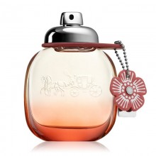 Coach New York Floral Blush...