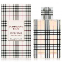 Burberry Brit (W) Edp 50 Ml