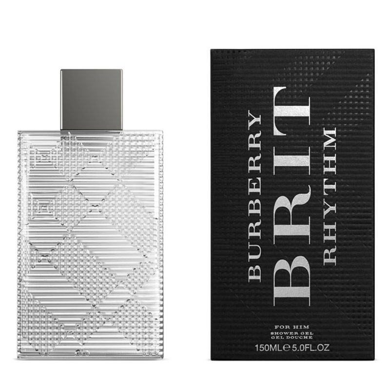 Burberry Brit Rhythm (M) Shower Gel 150 Ml
