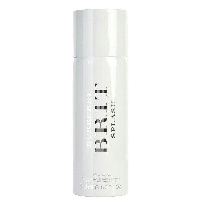 Burberry Brit Splash (M) Deodorant 150 Ml