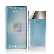 Azzaro Chrome Sport - Eau de Toilette, 100 ml