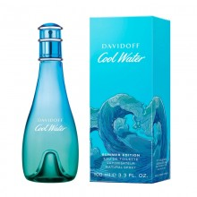 Davidoff Cool Water Summer Edition 2019 - Eau de Toilette, 100 ml