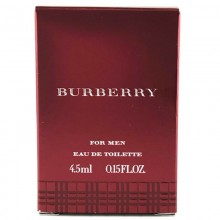 Burberry Classic (M) Edt Miniture 4.5 Ml