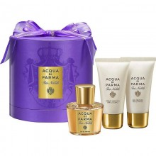 Acqua Di Parma Iris Nobile - Eau de Parfum 100 ml +75 ml Sg+75g Body Cream Gift Set