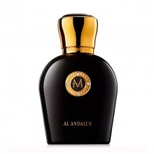 Moresque Al Andalus Black Collection - Eau de Parfum, 50 ml