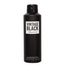 Kenneth Cole Vintage Black - Body Spray, 170 g