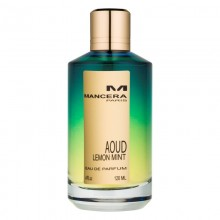 Mancera Aoud Lemon Mint - Eau de Parfum, 120 ml