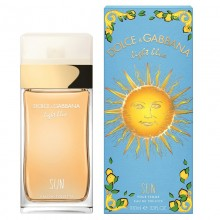 Dolce & Gabbana Light Blue Sun - Eau de Toilette, 100 ml