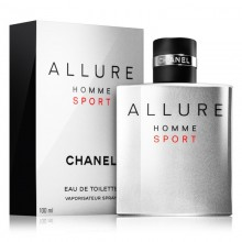 Chanel Allure Homme Sport - Eau de Toilette, 100 ml