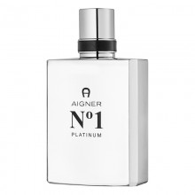 Aigner No.1 Platinum - Eau de Toilette, 100 ml