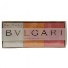 Bvlgari (W) 3 Pcs. 15 Ml Mini Set
