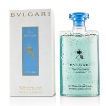 Bvlgari Eau Parfumee Au The Bleu - Shampoo & Shower Gel 200 ml