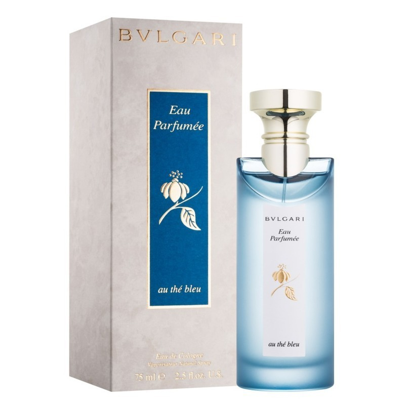 Bvlgari Eau Parfumee Au The Bleu Edc 75 Ml