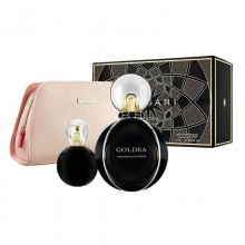 Bvlgari Goldea The Roman Night Edp 75 Ml+15 Ml Mini Set