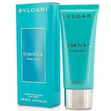 Bvlgari Omnia Paraiba (W) Body Lotion 100 Ml