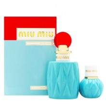 Miu Miu - Eau de Parfum, 100 ml+20 ml Travel Set