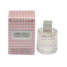 Jimmy Choo Illicit Flower - Eau de Toilette, Miniature 4.5 ml