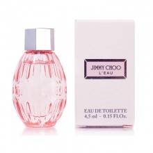 Jimmy Choo L'eau - Eau de Toilette, Miniature 4.5ml