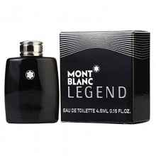 Mont Blanc Legend - Eau de Toilette, Miniature 4.5 ml