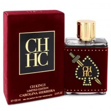 Carolina Herrera Ch Kings Limited Edition - Eau de Parfum, 100 ml