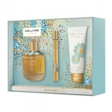 Elie Saab Girl Of Now - Eau de Parfum, 90 ml+75 ml Body Lotion+10 ml Mini Set