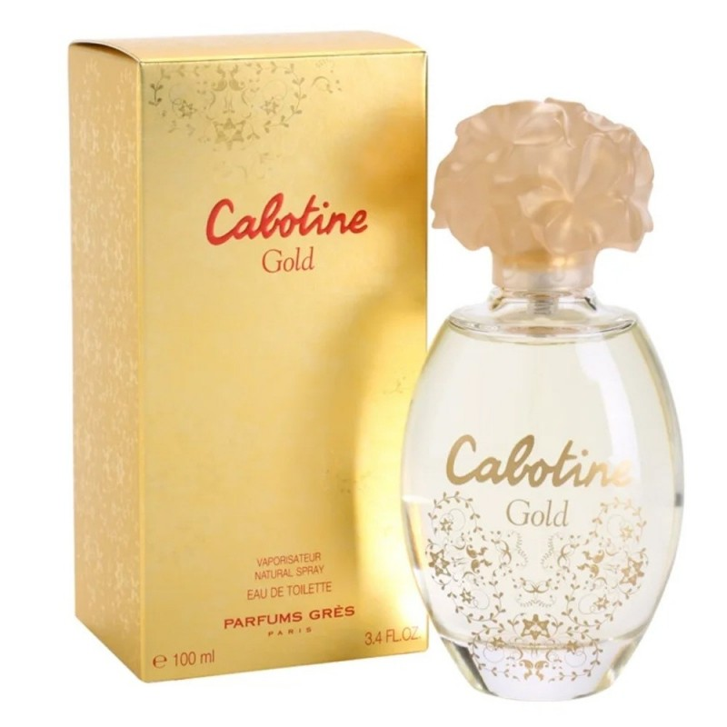 Cabotine Gold (W) Edt 100 Ml