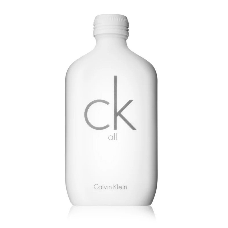 Calvin Klein All Edt 100 Ml