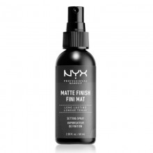 Nyx Professional Make Up Dewy Finish Fini Mat Face Setting Spray 60 ml