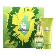 Gres Cabotine Fleur de Cabotine - Eau de Toilette, 100 ml+200 ml Body Lotion Set