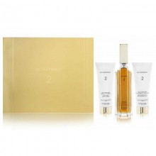 Jean Loues Scherrer 2 - Eau de Toilette, 100 ml+75 ml Body Lotion+75 ml Shower Gel Set