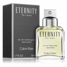 Calvin Klein Eternity (M) Edt 50 Ml