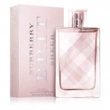 Burberry Brit Sheer - Eau de Toilette, 200 ml
