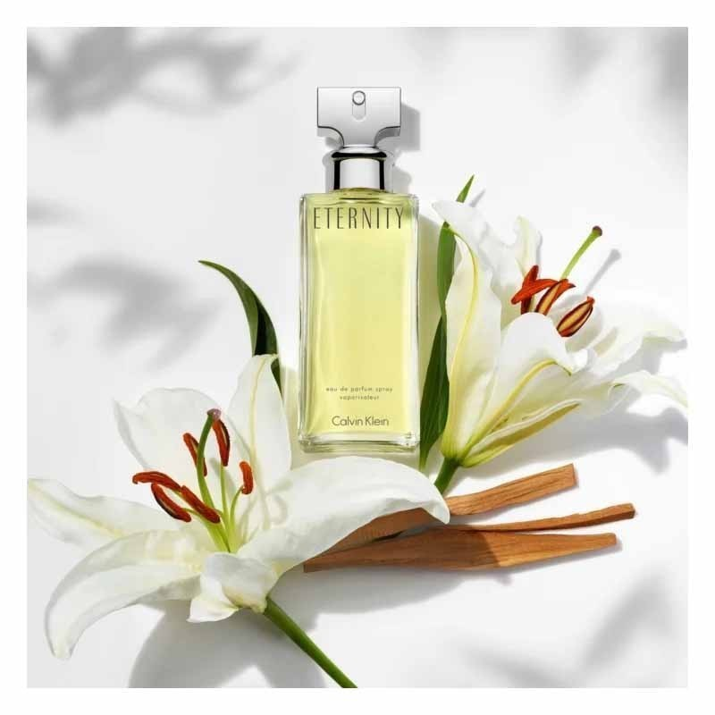 Calvin Klein Eternity (W) Edp 100 Ml