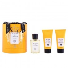 Acqua Di Parma Colonia - Eau de Cologne, 100 ml+75 ml Shower Gel+75 ml Body Cream Set