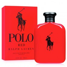 Ralph Lauren Polo Red - Eau de Toilette, 125 ml