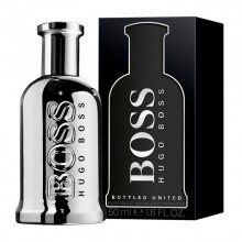 Hugo Boss Bottled United - Eau de Toilette, 50 ml