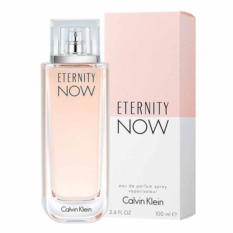 Calvin Klein Eternity Now (W) Edp 100 Ml