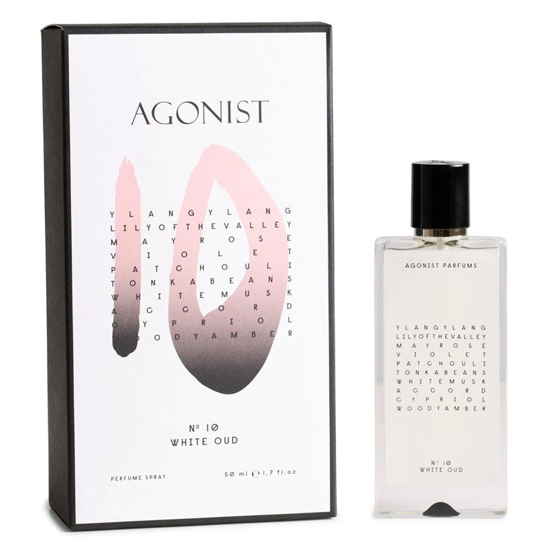 Agonist No.10 White Oud Edp 50 Ml