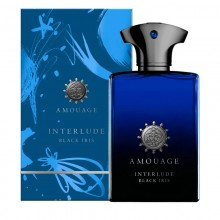 Amouage Interlude Black Iris - Eau de Parfum, 100 ml