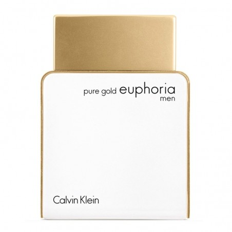 Calvin Klein Euphoria Pure Gold For Men - Eau de Parfum, 100 ml