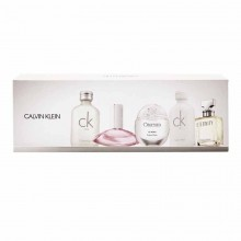Calvin Klein One Edt 10 Ml+Euphoria Edp 4 Ml+All Edt 10 Ml+Obsessed Edp 5 Ml+Eternity Edp 5 Ml Mini Set