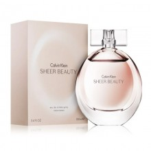 Calvin Klein Sheer Beauty (W) Edt 100 Ml