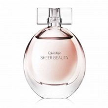 Calvin Klein Sheer Beauty (W) Edt 50 Ml
