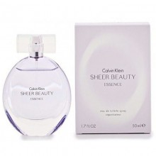 Calvin Klein Sheer Beauty Essence (W) Edt 50 Ml