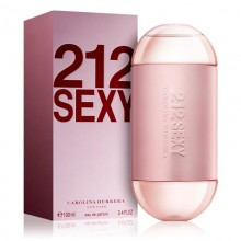 Carolina Herrera 212 Sexy (W) Edp 100 Ml