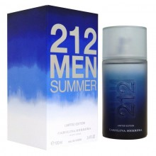 Carolina Herrera 212 Summer Limited Edition (M) Edt 100 Ml