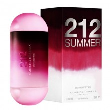 Carolina Herrera 212 Summer Limited Edition (W) Edt 60 Ml