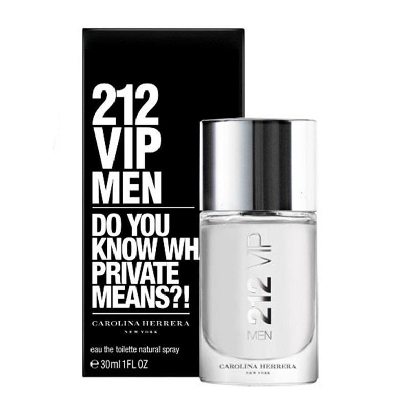 Carolina Herrera 212 Vip (M) Edt 30 Ml