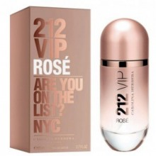 Carolina Herrera 212 Vip Rose (W) Edp 80 Ml
