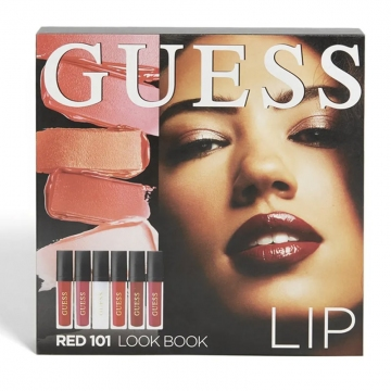 Guess LIP Red 101 Look Book...